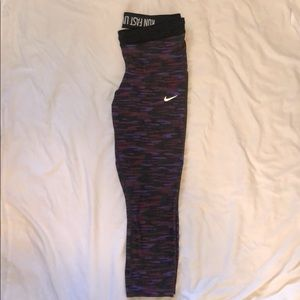 Nike Dri-Fit Running Leggings.
